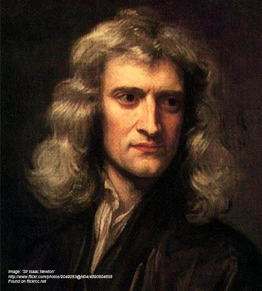 Real Men of Genius - Isaac Newton