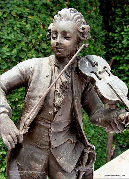 Real Men of Genius - Mozart