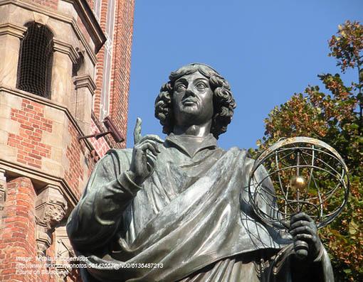 Real Men of Genius - Nicolas Copernicus