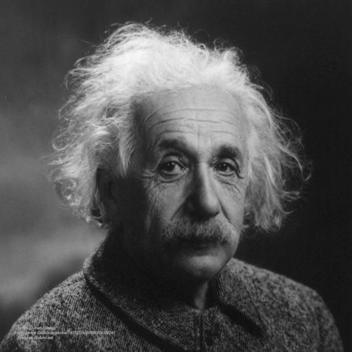 Real Men of Genius - Einstein