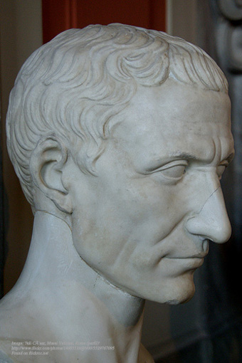 Real Men of Genius - Julius Caesar