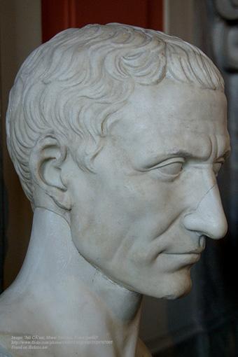 Real Men of Genius - Julius Caesar
