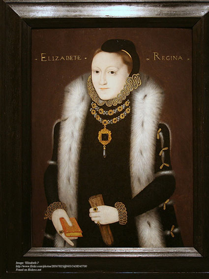 Real Women of Genius - Queen Elizabeth I of England