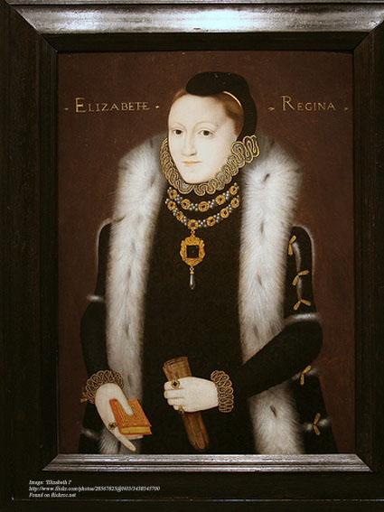 Real Women of Genius - Queen Elizabeth I of England