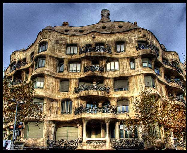Real Men of Genius - Antoni Gaudi