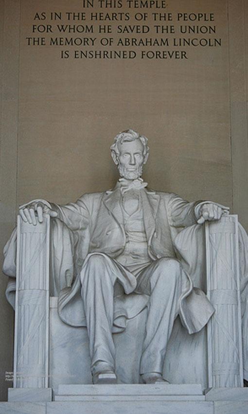 Real Men of Genius - Abraham Lincoln