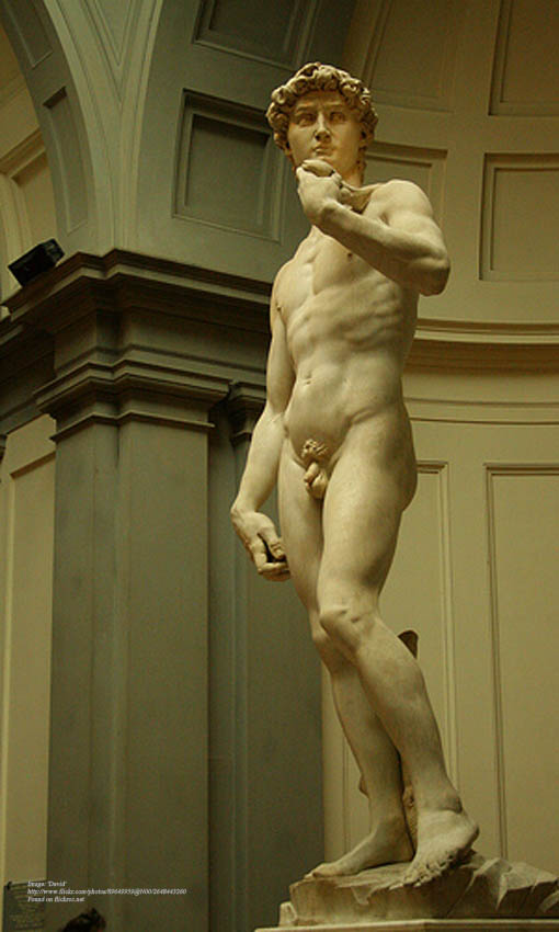 Real Men of Genius - Michelangelo