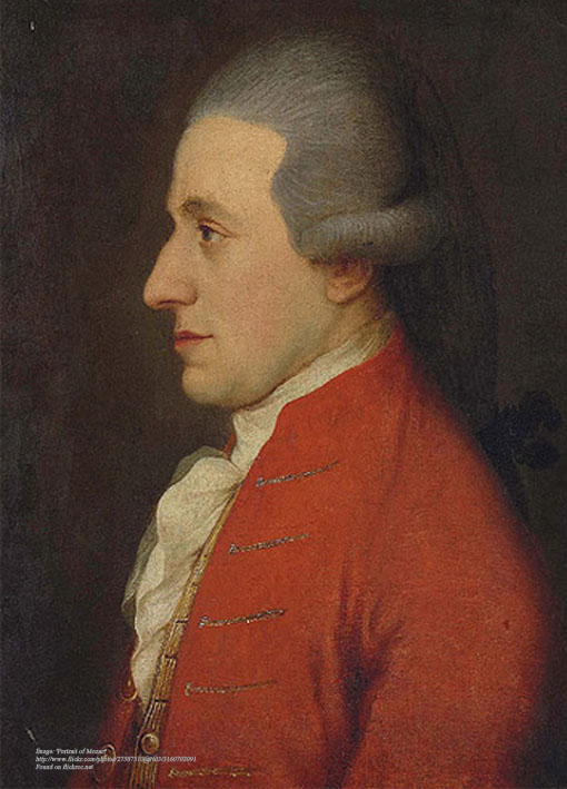 Real Men of Genius - Mozart