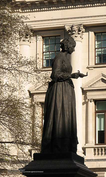 Real Women of Genius - Florence Nightingale