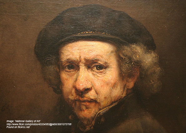 Real Men of Genius - Rembrandt