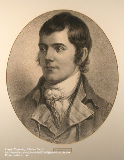 Real Men of Genius - Robert Burns