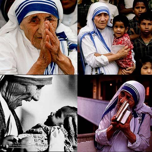 Real Women of Genius - Mother Teresa