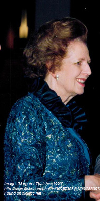 Real Women of Genius - Thatcher