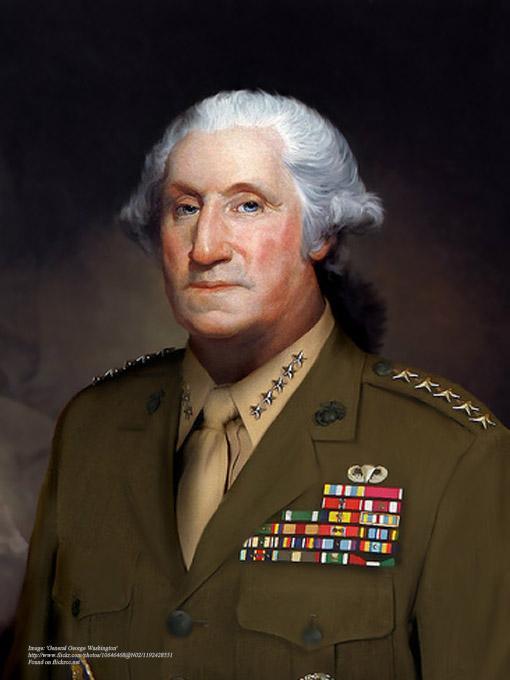 Real Men of Genius - George Washington