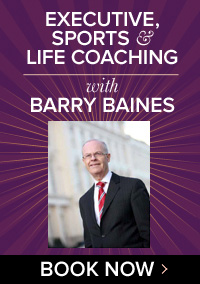 Private consultation with Barry Baines